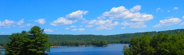 Tully Lake, Athol and Royalston, Massachusetts